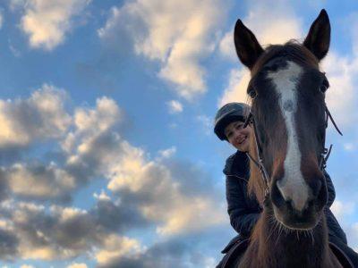 horseback riding Ribadesella